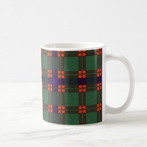 Real Scottish tartan - Skene Coffee Mugs