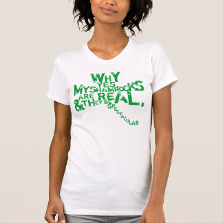 Real Shamrocks T-Shirt