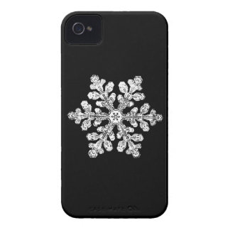 Real snowflake Case-Mate iPhone 4 case