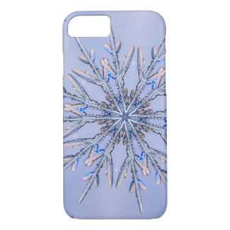 Real Snowflake Fractal 6 iPhone 8/7 Case