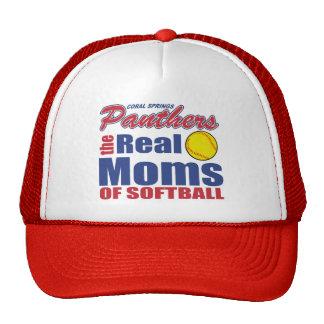Real Softball Mom Trucker Hat