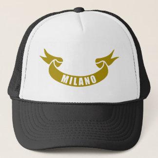 real-tape-Milano Trucker Hat