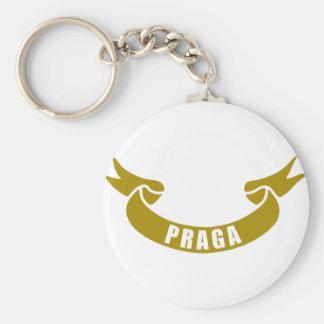 real-tape-Praga Keychain