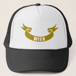 real-tape-Wien Trucker Hat