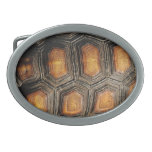 Real Tortoise Shell Belt Buckle