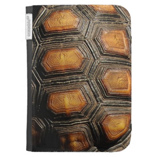 Real Tortoise Shell Kindle 3G Case