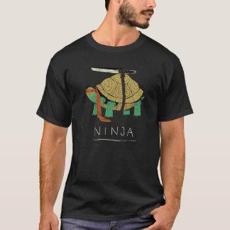 Real turtle ninja funny t shirt designs