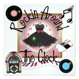 Real un fiesta de Rockin - SRF Comunicado