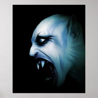 Real Vampire print