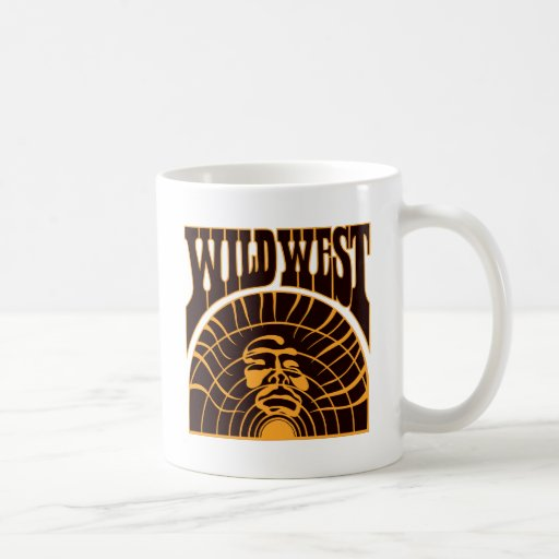 Real Wild West Indian Style Classic White Coffee Mug