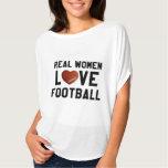 Real Woman Love Football Flowy Top