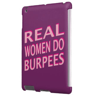 Real Women Do Burpees