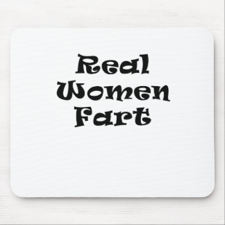 Real Women Fart Mouse Pads