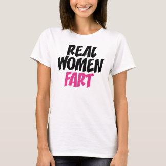 Real women fart T-Shirt