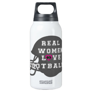 Real Women Love Football Apparel and Accessories SIGG Thermo 0.3L Insulated Bottle