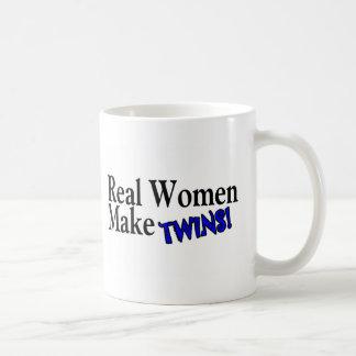 Real Women Make Twins (B) Coffee Mug