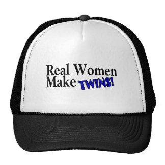 Real Women Make Twins (B) Trucker Hat