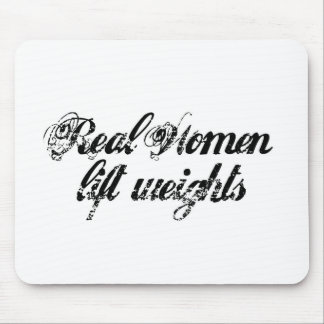 Real women mouse pad
