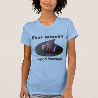 Real Women watch football #2 Shirt