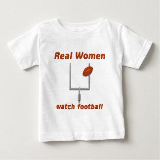 Real Women watch football #3 T Shirts