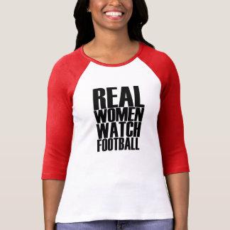Real Women Watch Football women's shirt