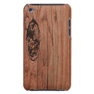 Real Wood Barely There iPod Cover