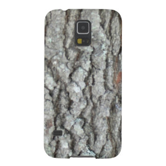Real Wood Camouflage Oak Tree Bark Nature Camo Galaxy S5 Cases