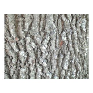 Real Wood Camouflage Oak Tree Bark Nature Camo Flyer