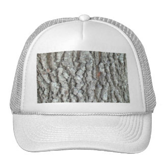 Real Wood Camouflage Oak Tree Bark Nature Camo Trucker Hat