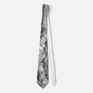 Real Wood Camouflage Oak Tree Bark Nature Camo Neck Tie