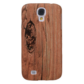 Real Wood Galaxy S4 Cover