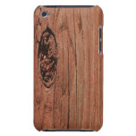 Real Wood Case-Mate iPod Touch Case