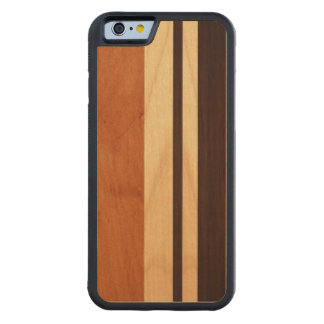 Real Wood Handmade Natural Wood Wooden Carved® Maple iPhone 6 Bumper Case