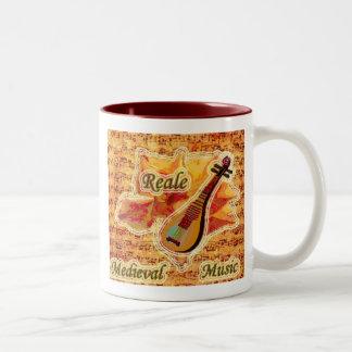 RealeMedMus3 Two-Tone Coffee Mug