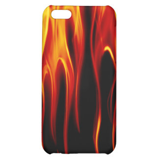 RealFlames2_skateboard iPhone 5C Cases