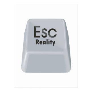 Realidad del escape postal