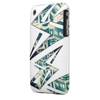 REALIDAD ESQUIZOFRÉNICA Case-Mate iPhone 3 CÁRCASAS