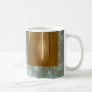 Realidad externa taza de café