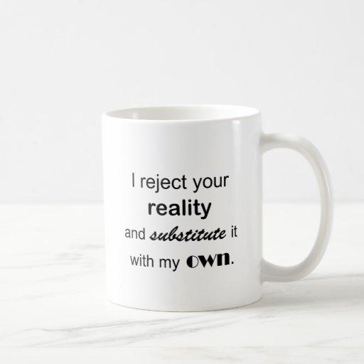 Realidad Taza De Café