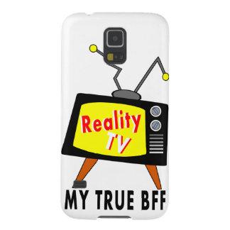 Realidad TV TV Vieja-fashhioned mi caja de la Carcasa Galaxy S5