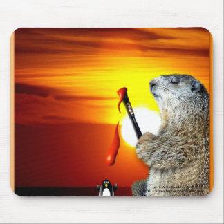 Realidades de Groundhog Alfombrilla De Ratones