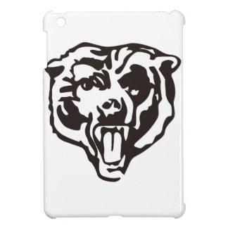 Realistic Bear iPad Mini Cover