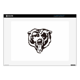 """Realistic Bear Skins For 15"""" Laptops"""