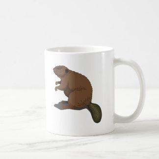 Realistic Beaver Mug
