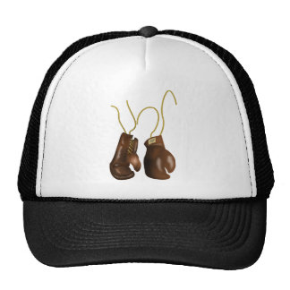 Realistic Boxing Gloves Trucker Hat