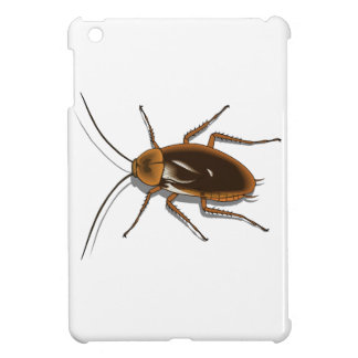 Realistic Brown Cockroach Insect iPad Mini Cover