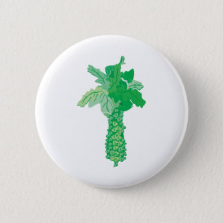 realistic brussels pinback button