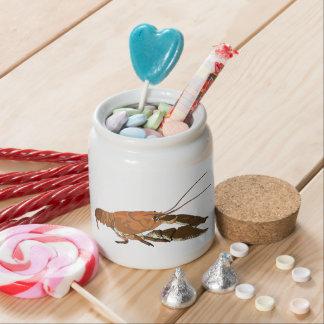 Realistic Crayfish/Crawdad Candy Dishes