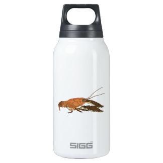 Realistic Crayfish/Crawdad Insulated Water Bottle