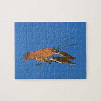 Realistic Crayfish/Crawdad Jigsaw Puzzle